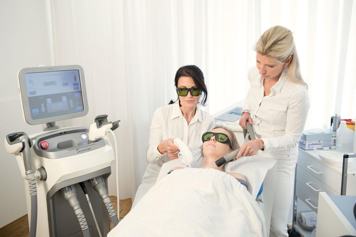 Laserlifting bei Dr. Wallentin Wien