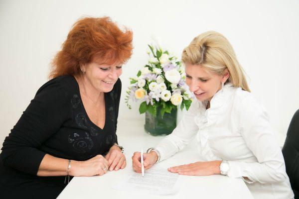 Anti-Aging für die Menopause bei Dr. Wallentin